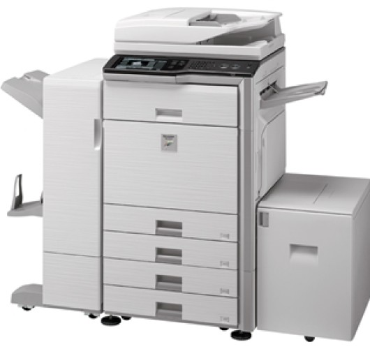 Sharp MX-5001N: The Copier That Gives Back
