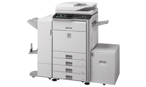 We have the Sharp MX5001N in stock!