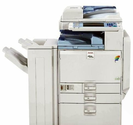 Ricoh Aficio MP 2500: This All-In-One Takes the Prize