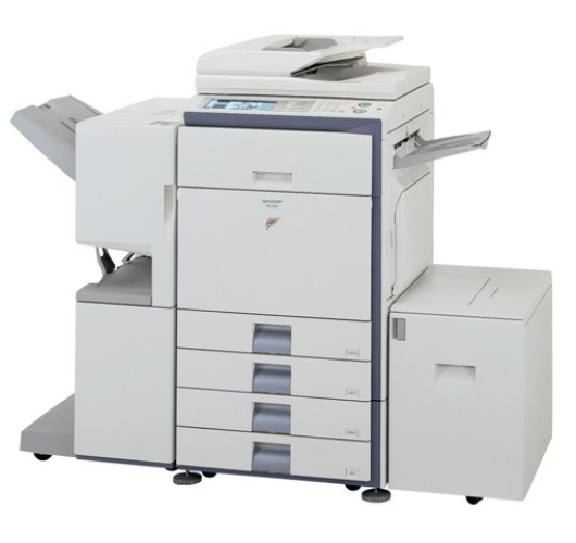 SacramentoCopiers: Sharp MX-2700N All In One