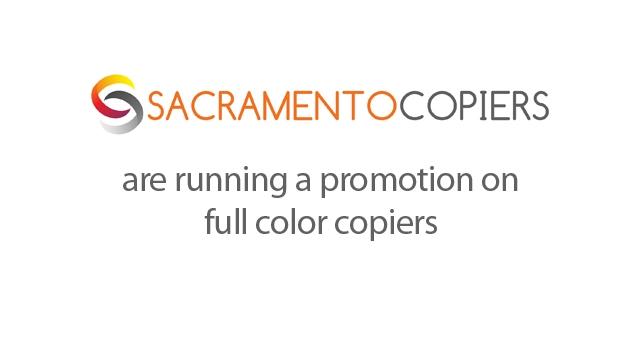 copiers promotion