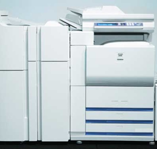 Sacramento Copier: Sharp AR-M550N Review