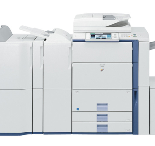 Sacramento Copier Leasing: High Quality Color Copiers- Sharp MX-6200N