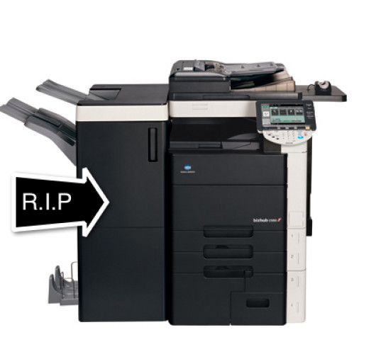 Sacramento Multifunctional Color Copiers That Are Dying