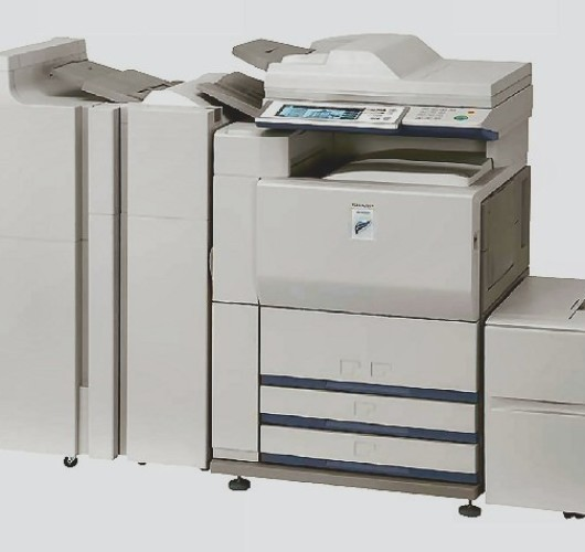Black & White Copiers: Sacramento: Sharp MX-M450N Information